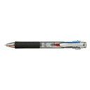 [トンボ鉛筆]3色ペン リポータースマート20 透明軸 BC-TRL20