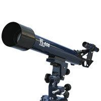 ミザール 天体望遠鏡 TL-606 30倍-150倍 ビギナーにも安心な新設設計 左右微動装置付き 屈折式...