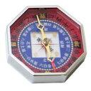 風水 コンパス 方位磁石 家相羅盤付き 8002HK コンパス キャンプ レジャー 登山 方位磁針 アウトドア 防災の商品画像