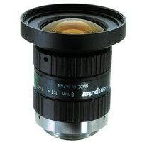 5mm F1.4 1/2型サイズカメラ用 メガピ...の商品画像