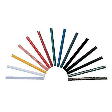 ホットボンドスティック [接着剤] 透明 12本 DIY ボンド 図工 画材 美術 自由研究 ホビー クラフト