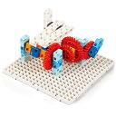 アーテックブロック ブロック おもちゃ リンク・ギヤ学習セット アーテック 日本製 知育玩具 ブロック 組み立て 学習 運動のしくみ 理科 レゴ・レゴブロックのように遊べます 室内 クリスマスプレゼント