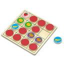 リバーシ&えあわせパズル フルーツ 知育玩具 幼児 キッズ 子供 おもちゃ パズル 室内
