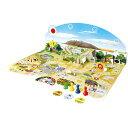 アフリカ探検!サファリツアー すごろく おもちゃ 知育玩具 子供 キッズ 幼稚園 保育園
