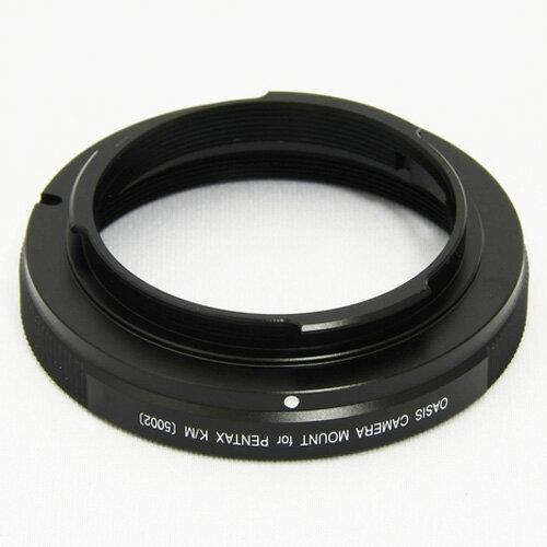 交換レンズ用アクセサリー, マウントアダプター  K 5002 BORG