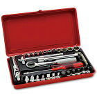 SD2 ソケットレンチセット SD2340 旭金属工業 工具 DIY レンチ ハンドツール 修理 作業用工具