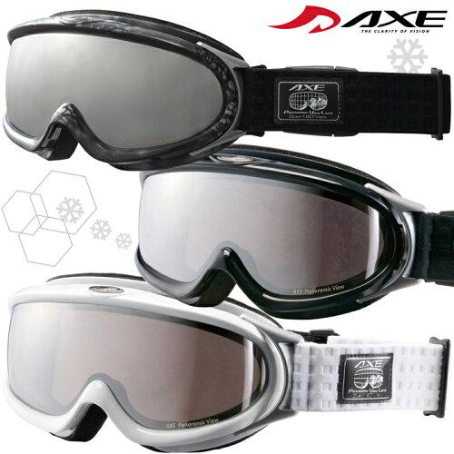 ゴーグル 眼鏡対応 スキー スノーボード [16-17カタログモデル] AX888-WMD ダブルレンズ メンズス...