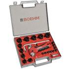 穴あけポンチ ボエム JLB230PACC BOEHM 作業用品 手作業工具 2mm 30mm パッキン ガスケット ジョイントシート