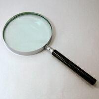 放大鏡 [掌上型放大鏡放大鏡放大鏡她] Evo 處理放大鏡 1270年 1.8 x 130 毫米池塘稻場鏡放大鏡放大鏡放大鏡
