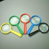 虫めがね 虫眼鏡 ファンシールーペ LF-50 3.5倍 50mm 拡大鏡 [手持ちルーペ 虫眼鏡 虫めがね 天眼鏡] 学習用 定番 池田レンズ 虫眼鏡