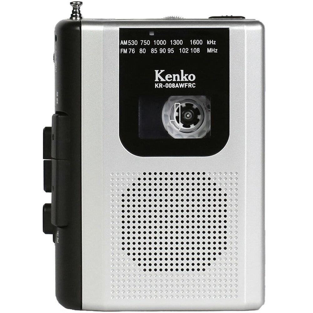 オーディオ, ラジカセ AMFM KR-008AWFRC