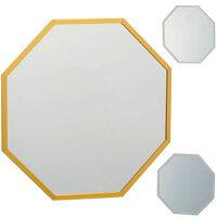 風水八角オクタム八角形スタンド/ウォールミラーLサイズ・壁掛け専用OCM-37パラデック