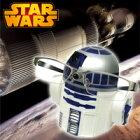 メガネスタンド STAR WARS[スター・ウォーズ] R2-D2 パール スターウォーズ R2D2 眼鏡スタンド 映画 フィギュア フォースの覚醒