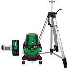 レーザーロボグリーンNeo21ARBRIGHT 受光器・三脚セット 78287 シンワ測定 レーザー 光学機器 建築 土木 測量 測定器 測量用品