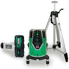 レーザーロボ グリーンNeoESensor51AR受光器・三脚セット 71616 シンワ測定 レーザー 光学機器 建築 土木 測量 測定器 測量用品