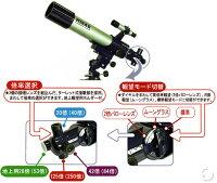 天体望遠鏡子供初心者小学生スマホ撮影セットTL-750カメラアダプター屈折式20倍-250倍入学祝い