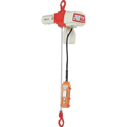 キトー セレクト 電気チェーンブロック 2速選択 60kg(SD)x3m [ED06SD]  ED06SD 販売単位:1 :ルーペスタジオ