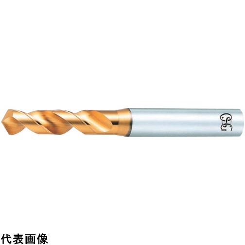 OSG EXゴールドドリル ステンレス・軟鋼用スタブ [EX-SUS-GDS-13.7]  EXSUSGDS13.7 販売単位:1  送料無料