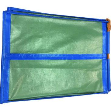 ユタカ 収集袋 フレコンスタンド 830×830×1100 グリーン [WF01] WF01 販売単位:1 送料無料