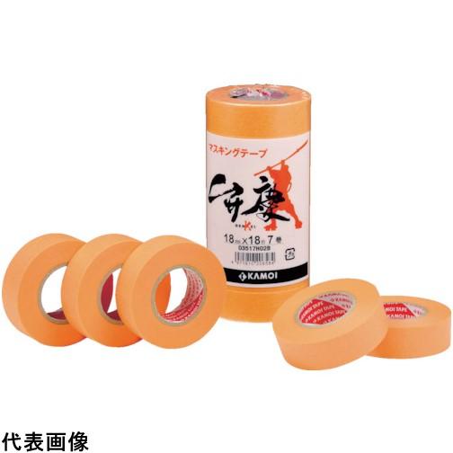 カモ井 マスキングテープ (6巻入) [BENKEI-20] BENKEI20 販売単位:1