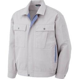 ジャケット ミドリ安全 男女ペアブルゾン シルバーグレー LL [G 561-UE-LL] G561UELL 販売単位:1
