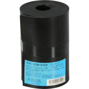 光 ゴムロール巻 3×100mm×1M [KGR-3102] KGR3102 販売単位:1