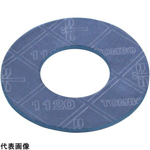 ニチアス ジョイントシートガスケット TOMBO NO.1120 内面 呼び径(A):80 112010K80A1.5TRF 販売単位:1