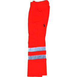 ズボン BT スーパークールサマーパンツ オレンジ 3Lサイズ [TBP HI-VIS CL3-01 OA 3L] TBPHIVISCL301OA3L 販売単位:1 送料無料