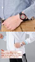 ウォッチ万歩計小型腕時計ヤマサDEMPAMANPO[電波時計]TM-500とけい万歩腕時計タイプ歩数計YAMASAカロリーダイエット