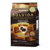 【おまけ付】 ソルビダ グレインフリー ターキー 室内飼育全年齢対応 1.8kg