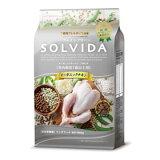【おまけ付】 ソルビダ グレインフリー チキン 室内飼育7歳以上用 シニア 1.8kg
