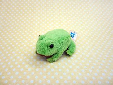 ちびだまアニマル カエル サイズ:約7cm