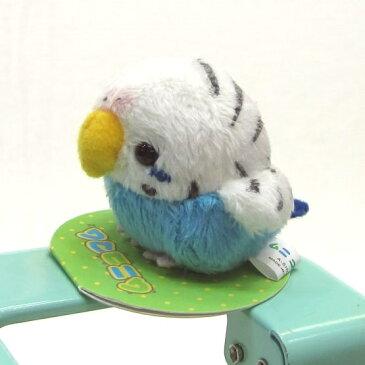 ムニュマム マグネット セキセイインコ WHITE/BLUE サイズ:6cm