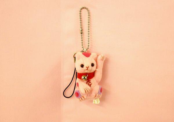 ぬいぐるみ・人形, ぬいぐるみ  PINK H6.5cm