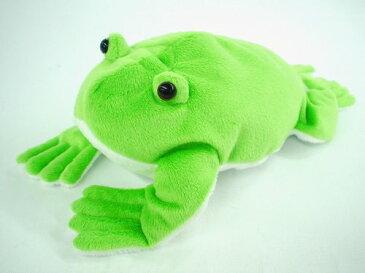 くたくたカエル S サイズ:32cm