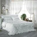 【送料無料】人工 シルク ドルチェE・ シングル 4点セット|ウェディング ドレス のような デザイン 寝具 セット|全サイズオーダー可能|布団丸洗い|ピンク|かわいい|新居|子供部屋|新婚【高級寝具】|布団セット|寝具セット|かわいい寝具|掛け布団|ふとん