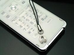 蹄鉄(馬蹄)の携帯ストラップ