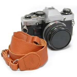 本革 日本製 カメラストラップ レザー 一眼レフ かわいい おしゃれ ナチュラル シンプル メンズ レディース ウォッシュドレザーのカメラストラップ【LoveHands LH-7231】