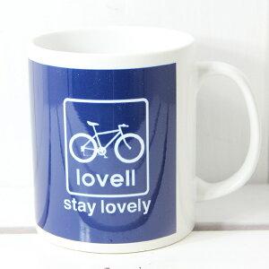 [lovellラベル]マグカップコーヒーカップ便利な自転車グッズ!88014マウンテンバイク