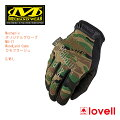 Mechanix���ꥸ�ʥ륰�?��MG-71WoodLandCamo����ե顼���弫ž��