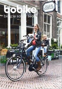自転車子ども乗せbobiketourexclusive自転車チャイルドシート子供のせ後リアボバイク