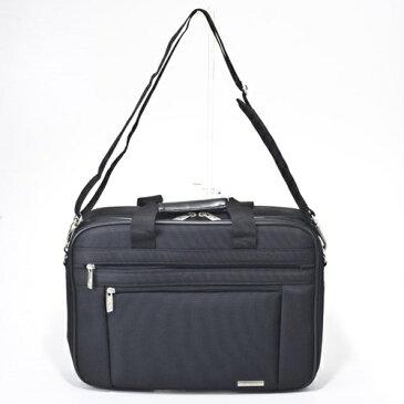 サムソナイト samsonite 48176 1041 Classic Business Perfect Fit Two Gusset Laptop Bag
