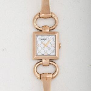 GUCCIグッチ_腕時計_レディース_YA120519_トルナブォーニ_ホワイトシェル