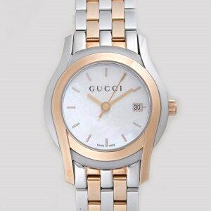 GUCCIグッチ_腕時計_レディース_YA055538_G-CLASS_ホワイトシェル