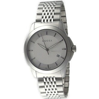 GUCCI Gucci watch mens YA126401 #126 G timeless