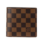 LOUIS VUITTON ルイヴィトン 財布 N61675 ダミエ ポルトフォイユ・マルコ