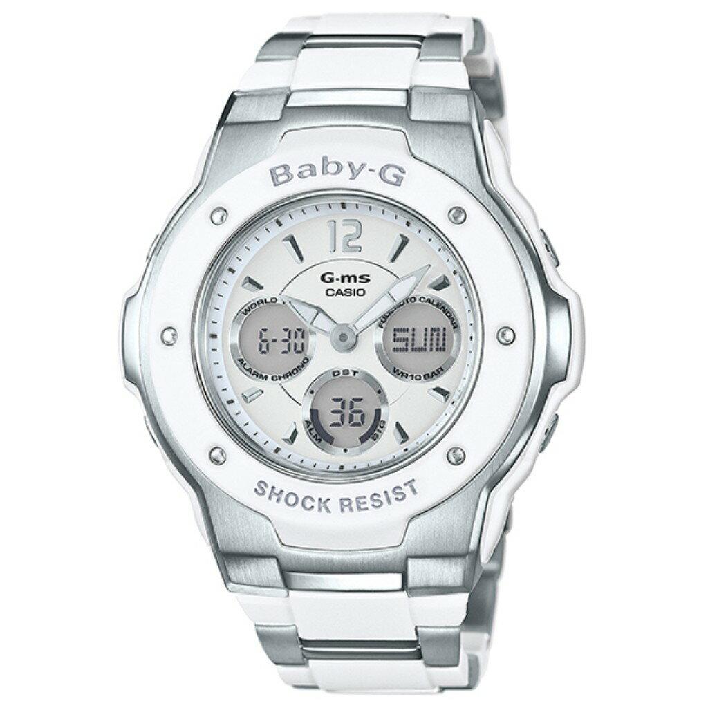 CASIO カシオ 腕時計 レディース Baby-G MSG-300C-7B3JF ベビーG