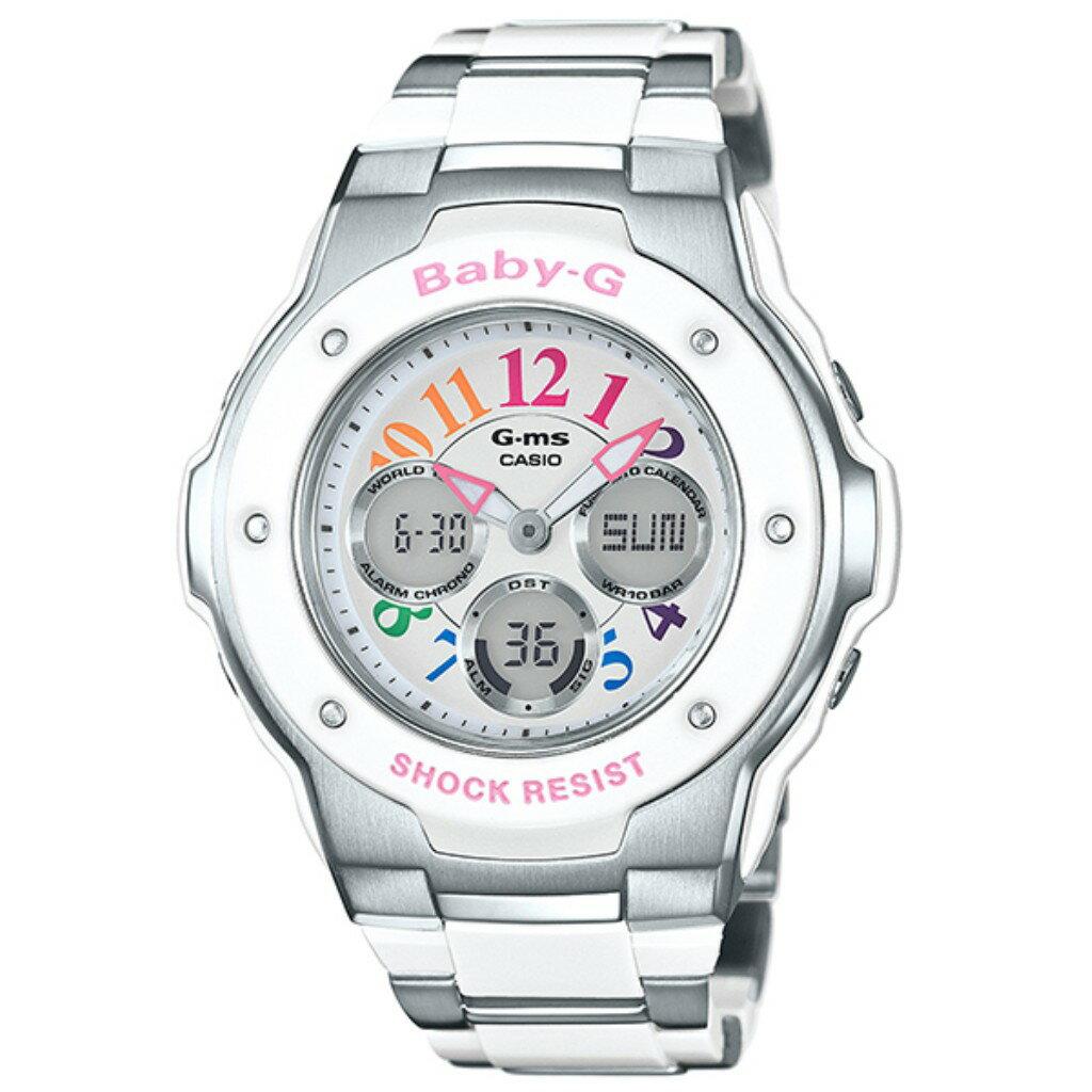 CASIO カシオ 腕時計 レディース Baby-G MSG-302C-7B2JF ベビーG