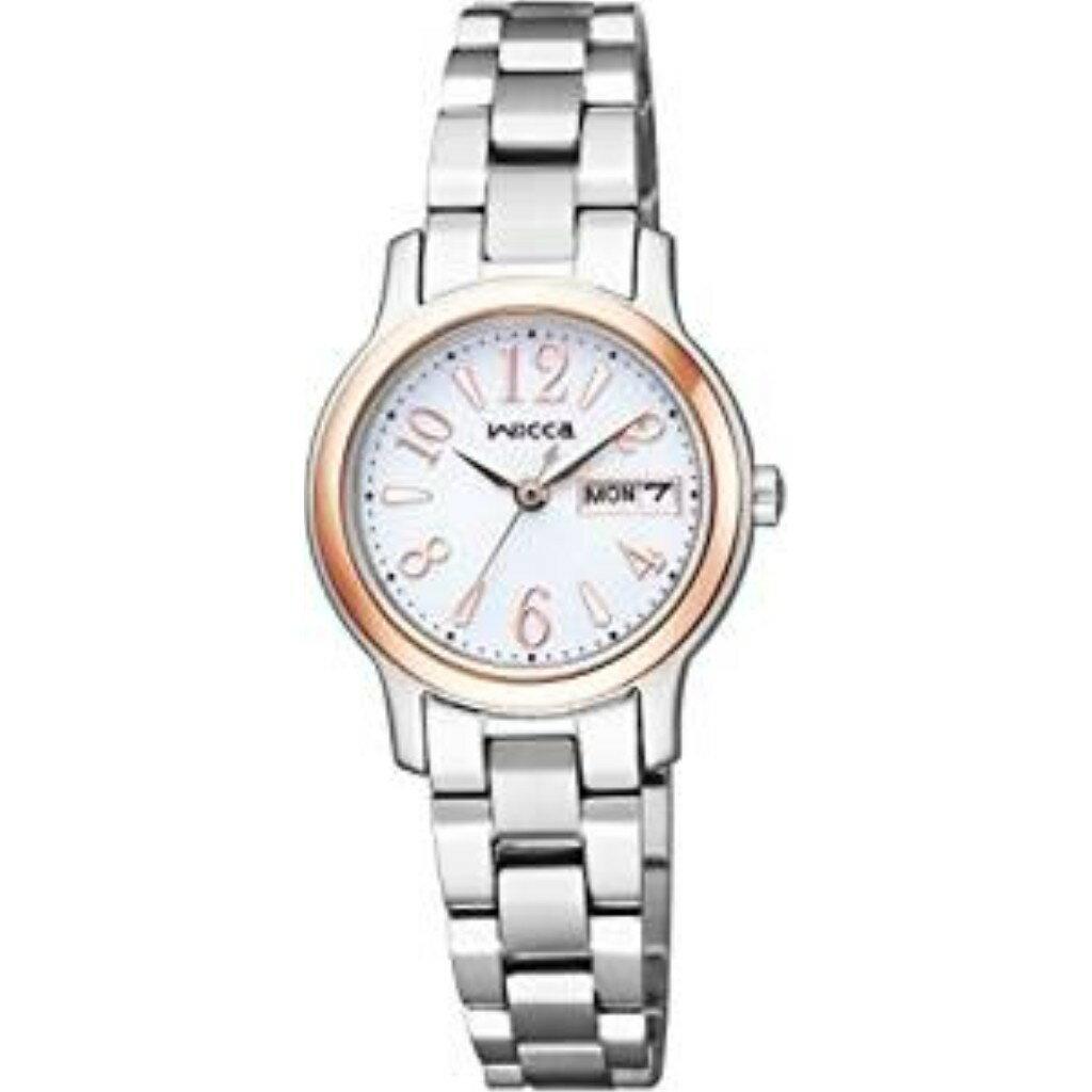 シチズン CITIZEN 腕時計 KH3-436-11 Wicca ウィッカ レディース