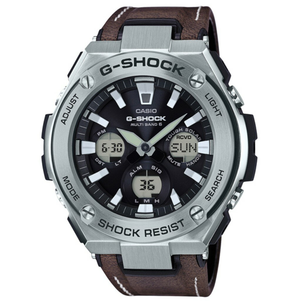 CASIO カシオ 腕時計 メンズ G-SHOCK GST-W130L-1AJF G-ショック